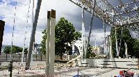 Завод металлоконструкций реализует проект по реконструкции павильона №57 на ВДНХ.