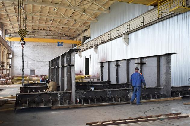 Тульский Завод Металлоконструкций приступил к исполнению нового заказа