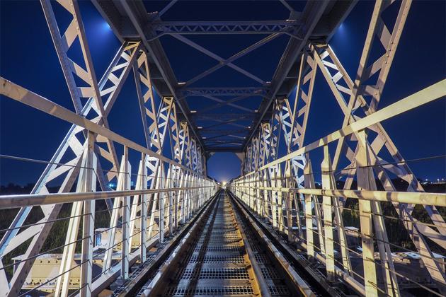 Металлоконструкции для железных дорог