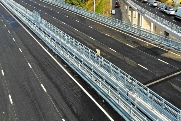 ТМПЗ продолжает поставку конструкций на участок северо-восточной хорды от ярославского до дмитровского шоссе