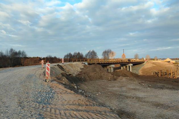 ТМПЗ изготовил и приступил к монтажу двух инновационных быстровозводимых мостов
